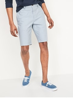 Slim Ultimate Shorts for Men - 10-inch inseam