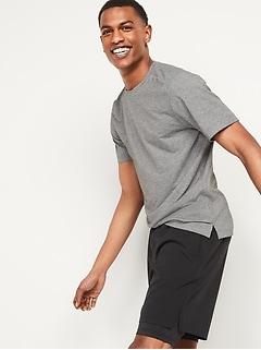 T-shirt ras du cou performance à extensibilité quadridirectionnelle pour Homme