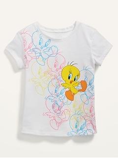 Unisex Short-Sleeve Tweety Bird™ Graphic T-Shirt for Toddler