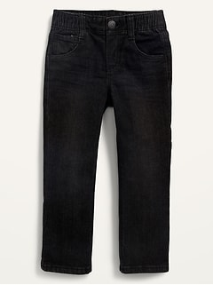 Unisex Pull-On Straight Jeans for Toddler