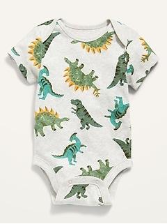 Unisex Printed Bodysuit for Baby