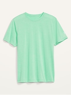 T-shirt Core Go-Dry Cool à contrôle des odeurs pour homme