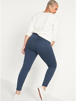 Pantalon Pixie à la cheville, coupe ajusté à taille haute pour Femme