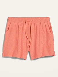 Breathe ON Utility-Pocket Shorts for Women -- 4.5-inch inseam