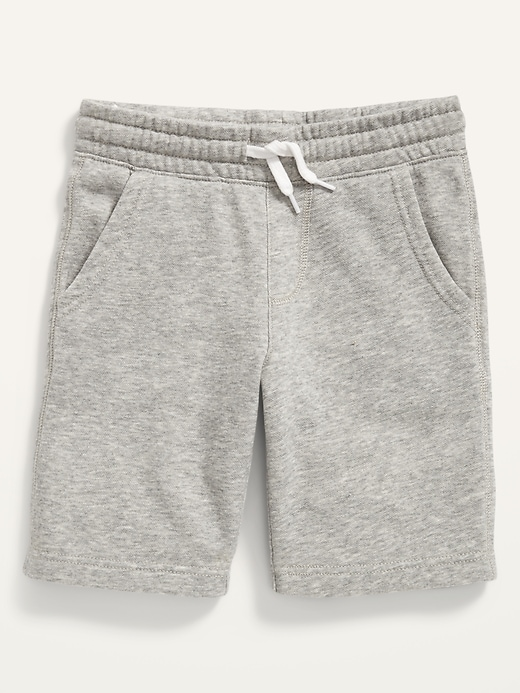 Flat Front Jogger Shorts for Boys
