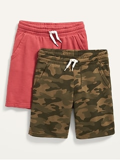 2-Pack Jogger Shorts for Boys