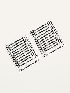Pincettes à cheveux pour Adulte (paquet de24)