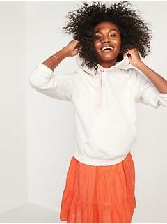 Vintage Pullover Hoodie for Women