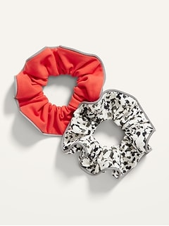 Performance Scrunchies 2-Pack for Women