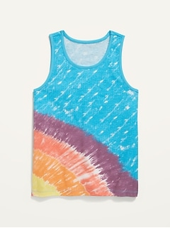 Softest Printed Tank Top for Boys