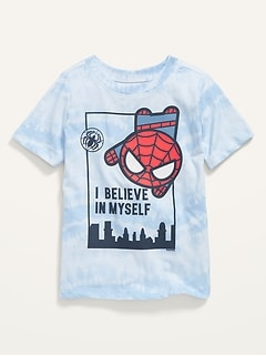 Unisex Marvel Comics™ Spider-Man Graphic Tee for Toddler