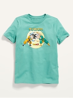 Dragon Ball Z™ Graphic Gender-Neutral Tee for Kids