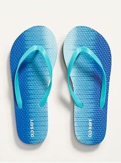 Sandales de plage unisexes teintes en plongée pour Enfant