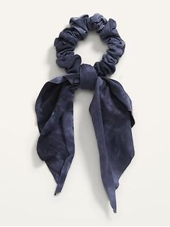 Mini-Scarf Hair Tie for Girls