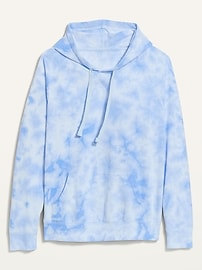 Vintage Specially Dyed Plus-Size Pullover Hoodie