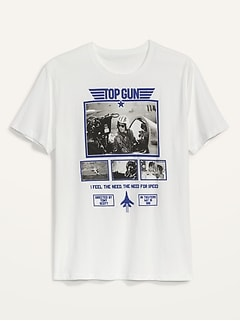 Top Gun™ Gender-Neutral Movie Graphic Tee for Adults