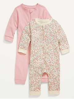 2-Pack Printed One-Piece for Baby