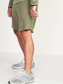 Go-Dry Mesh Performance Shorts for Men -- 9-inch inseam