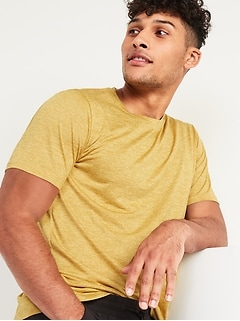 Go-Dry Cool Odor-Control Core T-Shirt for Men