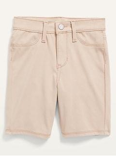 Uniform Bermuda Shorts for Girls