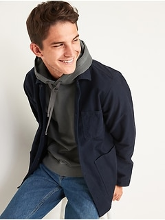 Canvas Chore Jacket for Men