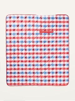 Printed Picnic Blanket