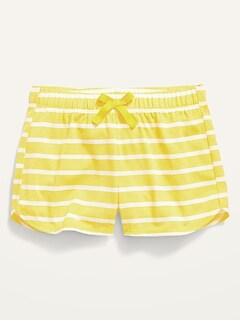 Printed Pajama Shorts for Girls