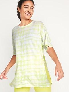 T-shirt surdimensionné Performance ultra-léger pour Femme