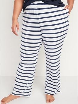 Pantalon de pyjama SundaySleep ultra-doux à taille mi-basse pour Femme