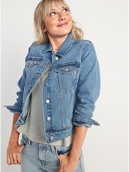 Classic Jean Jacket for Women