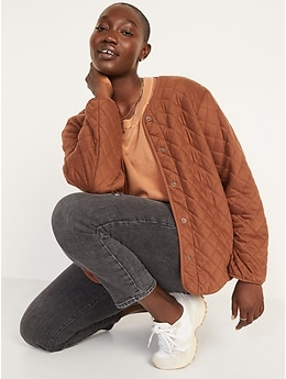 Quilted Jacket for Women