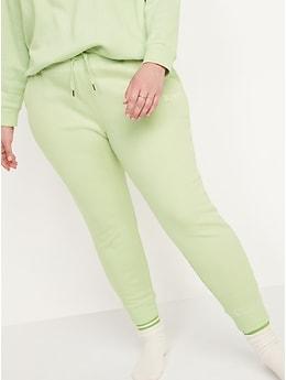 Vintage Mid-Rise Logo-Graphic Jogger Sweatpants  for Women