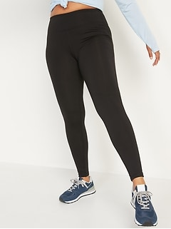 Mid-Rise Elevate Compression Leggings for Women