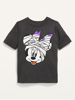 Disney© Minnie Mouse Unisex Matching Halloween T-Shirt for Toddler