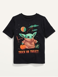 Star Wars: The Mandalorian™ The Child Unisex Halloween-Graphic T-Shirt for Toddler
