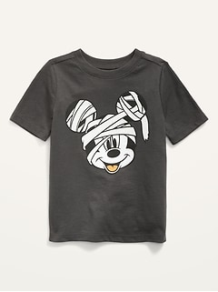 Disney© Mickey Mouse Unisex Matching Halloween T-Shirt for Toddler
