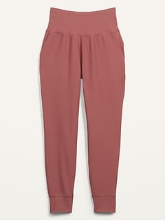 High-Waisted PowerSoft 7/8-Length Joggers for Women