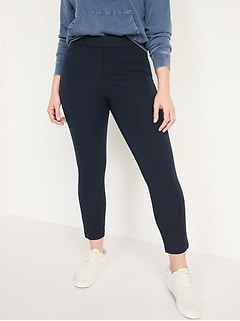 High-Waisted Pixie Ankle Pants for Women