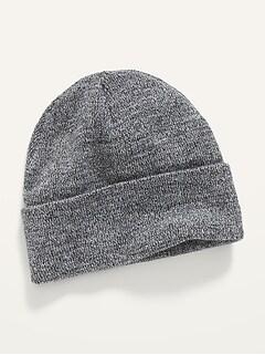 Lightweight Gender-Neutral Sweater-Knit Beanie For Kids