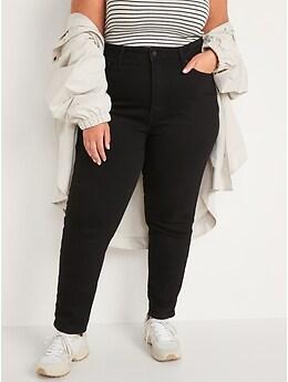 O.G. à taille ultra-haute Jean droit pour Femme
