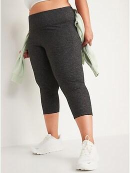 Legging court CoreCoze à taille haute à poche latérale pour Femme