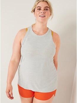 Camisole Breathe ON avec maille au dos nageur pour Femme