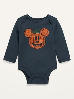 Disney© Mickey Mouse Matching Halloween Bodysuit for Baby