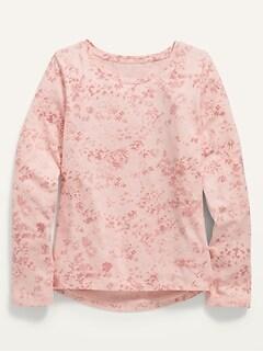 Softest Long-Sleeve T-Shirt for Girls