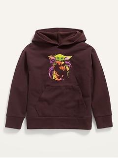 Licensed Pop-Culture Gender-Neutral Pullover Hoodie for Kids