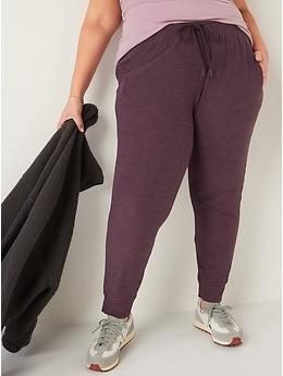 Pantalon d'entraînement Breathe ON à taille moyenne pour femme