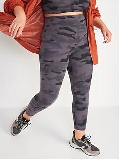 Extra High-Waisted PowerChill Hidden-Pocket 7/8-Length Leggings for Women