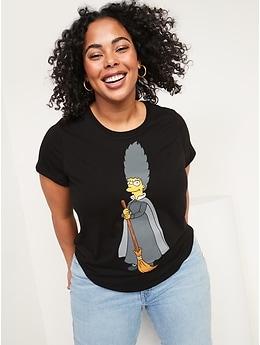 T-shirt à imprimé sous licence assorti sur le thème des vacances pour Femme