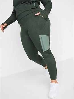 Legging CoreCoze hybride à taille haute avec poches à glissière pour Femme