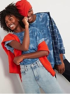 Vintage Gender-Neutral Pocket T-Shirt for Adults